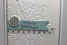 Winter Wonder Embossing Folder
