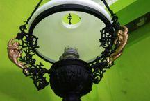 Antique Lamp Reproduction