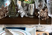 Tablescapes / by PaulaFOD