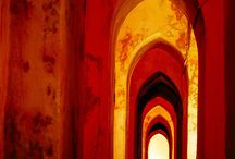 Shabby Sheikh / Chic, Moorish, Middle Eastern, North African, & Islamic Style & Design. / by Paul Thompson