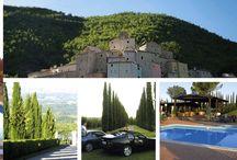 Impressionen GenussTouren / Eine italienische Reise mit umbrisch-toskanischen GenussMomenten - für Oldtimer, Porsche, Cabrio & Co. - auf individuellen Routen in Umbrien und der Südtoscana.