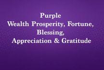 Visual Board Purple