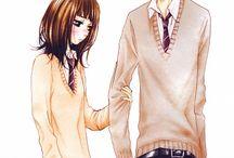 Yamato and Mei♥