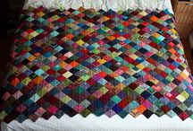 Patchwork knits