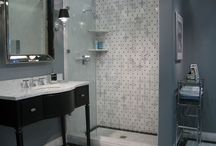 Bathrooms / These are my favorite bathroom interiors, stylings, and features... / by Anya