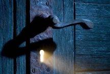문, 문고리