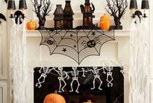 Halloween Party and Decor