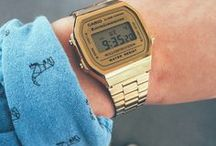 How to wear… Casio watches / Some call it old school, others call it hipster or mainstream... But we think it's never too late to buy yourself a Casio watch! We have a small collection of watches in store now (silver, gold and black). Prices are between 30 en 60 euro per watch.