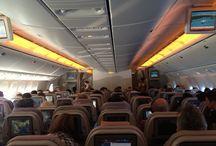Aviones por dentro / Todas las fotos que tenemos, de diferentes modelos de avion, vistos por dentro.
