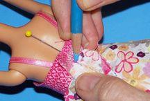 Poppenkleertjes maken