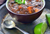 PlantStrong Soups, Stews & Dals / Healthy vegan soups stews & dals