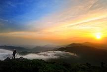 mountain2 / by Hyun Sook Park