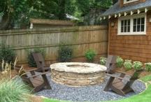 Backyard ideas / by Jessica Covey