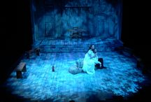Stage valoja / Stage lighting