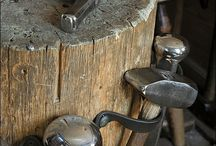 Blacksmithing / by Brent Grismere