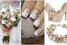 wedding color themes/kolory przewodnie / wedding color themes