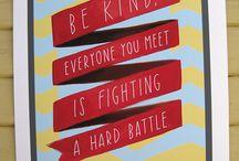 quotes, sayings / by Tonya Vistaunet