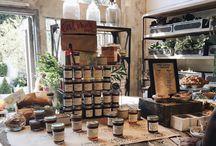Unique shop display