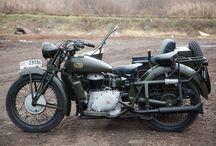 motorky!
