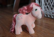 G1: Year 4 Ponies / Year 4. 1985-86. All information taken from mylittlewiki.org. Photos not my own