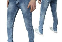 Modedam.nl | Heren Broeken - Stretch Skinny Slimfit Jeans