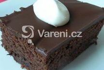 čokoládový dortik