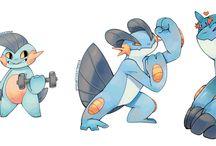 Pokémon / Pokémon center