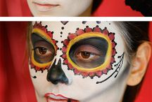 Face paint &make up