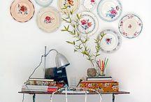 Plates / by Vickie Ethridge