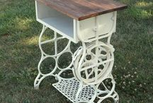 Re-purposing and Up-cycling  / Creative new lives for old stuff / by Raina Skeels