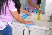 How to Clean Kid Messes