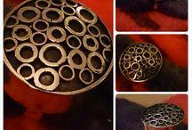My Work silver handmade by Gallegal <3