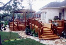 Outdoor living / by Brandy Snell