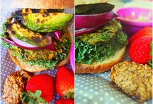 Vegan and vegetarian / by SmilinThyme