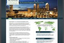 Legal Website Design / We are an Akron web design company specializing in web development in the Akron, OH area for small to mid-size businesses. Draw on our extensive internet marketing expertise and top agency level design to deliver a website design that will turn visitors into customers for your business.