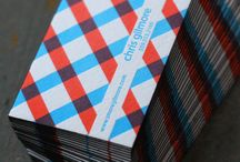 Business Cards / by Tind Silkscreen