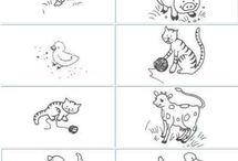 zvieratá a ich mláďatá
