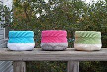 Crochet gifts etc