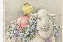 pohlednice velikonoce