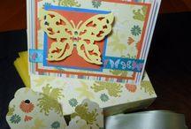 Cards (Butterflies)