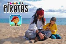 apps infantiles / by Marcos Alfonso