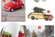 Christmas / Christmas decor ideas and holiday parties