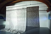 Book & Letter installation
