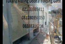081280350050 - MAGANG ROLLING DOOR & FOLDING GATE JAKARTA