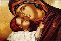 圣母像和圣母经音乐gq