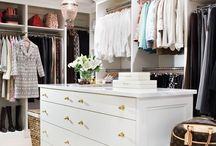 Closets & Storage / by Michelle {Michelle Kroll Design}