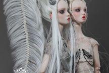 Dolls / Popovy sisters fashion dolls