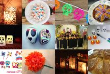 Dia de los Muertos (Day of the Dead) / Honor Day of the Day with these Dia de lost Muertos ideas