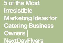 catering business marketing