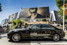 Mercedes Benz S 63 AMG Coupé protagonista al Festival di Cannes